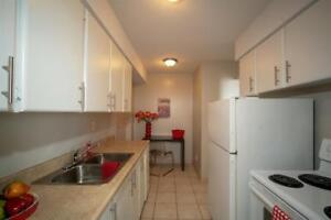 Bachelor for rent in Burlington - Upgraded & Spacious Suites