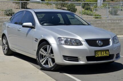 2013 Holden Commodore VE II MY12.5 Omega Silver 6 Speed Automatic Sedan Lisarow Gosford Area Preview