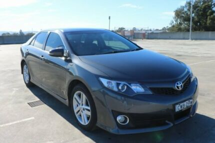 2013 Toyota Camry ASV50R Atara SX Grey 6 Speed Sports Automatic Sedan