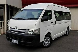 2006 Toyota Hiace White Manual Bus Dandenong Greater Dandenong Preview