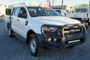 2018 Ford Ranger PX MkII 2018.00MY XL Plus White 6 Speed Sports Automatic Utility Rockhampton Rockhampton City Preview