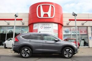 2015 Honda CR-V Touring - ADVENTURE READY SUV -