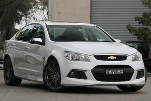 2014 Holden Special Vehicles Senator GEN F Signature White 6 Speed Auto Active Sequential Sedan Petersham Marrickville Area Preview