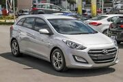 2015 Hyundai i30 GD Active Tourer Silver 6 Speed Sports Automatic Wagon Aspley Brisbane North East Preview