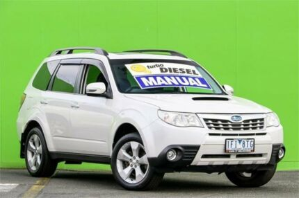 Find new used cars for sale gumtree australia 2012 subaru forester s3 my12 20d premium white manual wagon fandeluxe Choice Image