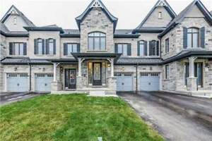 Beautiful New Townhouse In A Prestigious Community of Aurora