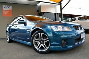 2012 Holden Commodore VE II MY12 SV6 Chlorophyll 6 Speed Sports Automatic Sedan Fawkner Moreland Area Preview