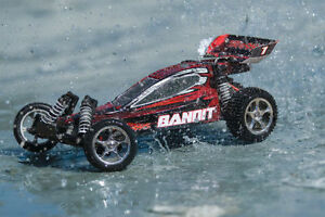 Traxxas RC 1/10 Bandit Brushed Windsor Region Ontario image 1
