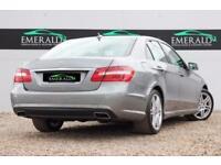 2013 62 MERCEDES-BENZ E CLASS 2.1 E250 CDI BLUEEFFICIENCY SPORT 4D AUTO 204 BHP