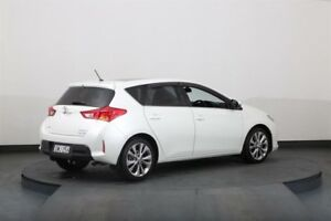 2015 Toyota Corolla ZRE182R Levin ZR White 6 Speed Manual Hatchback