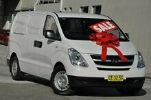2015 Hyundai iLOAD TQ2-V MY15 White 5 Speed Automatic Van Pennant Hills Hornsby Area Preview