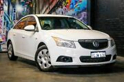2011 Holden Cruze JH Series II MY11 CD White 6 Speed Sports Automatic Sedan Perth Perth City Area Preview