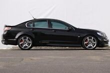 2014 Holden Special Vehicles Clubsport GEN-F MY14 R8 Black 6 Speed Sports Automatic Sedan Ferntree Gully Knox Area Preview