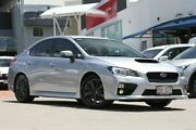 2014 Subaru WRX V1 MY15 Lineartronic AWD Silver 8 Speed Constant Variable Sedan Hillcrest Logan Area Preview