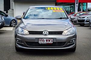 2012 Volkswagen Golf VII 110TDI DSG Highline Limestone Grey 6 Speed Sports Automatic Dual Clutch Garbutt Townsville City Preview