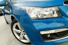 2015 Holden Cruze JH Series II MY15 SRi-V Blue 6 Speed Sports Automatic Hatchback Pennant Hills Hornsby Area Preview