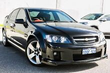 2010 Holden Commodore VE MY10 SS V Black 6 Speed Sports Automatic Sedan Glendalough Stirling Area Preview