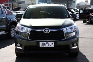 2014 Toyota Kluger Green Sports Automatic Wagon Frankston Frankston Area Preview