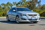 2008 Toyota Aurion GSV40R Sportivo ZR6 Silver 6 Speed Sports Automatic Sedan Wilson Canning Area Preview