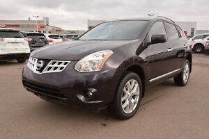 2013 Nissan Rogue SL AWD Navigation (GPS),  Leather,  Heated Sea