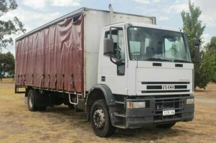 2001 Iveco Eurocargo  White Welshpool Canning Area Preview