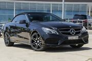 2015 Mercedes-Benz E250 A207 806MY 7G-Tronic + Black 7 Speed Sports Automatic Cabriolet Castle Hill The Hills District Preview