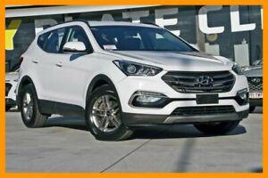 2017 Hyundai Santa Fe DM3 MY17 Active White 6 Speed Sports Automatic Wagon Hillcrest Logan Area Preview