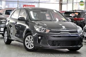 2017 Kia Rio YB MY17 S Platinum Graphite 4 Speed Sports Automatic Hatchback Yeerongpilly Brisbane South West Preview