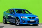 2011 Holden Commodore VE II SV6 Blue 6 Speed Sports Automatic Sedan Ringwood East Maroondah Area Preview