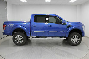 2017 Ford F-150 Shelby, FTX, Black Ops Pickup Truck