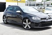 2014 Volkswagen Golf VII MY14 R DSG 4MOTION Black 6 Speed Sports Automatic Dual Clutch Hatchback Claremont Nedlands Area Preview