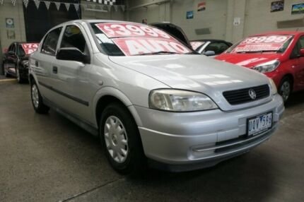 2005 Holden Astra TS Classic 4 Speed Automatic Hatchback