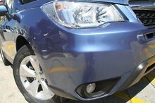 2014 Subaru Forester MY14 2.5I Blue Continuous Variable Wagon Arncliffe Rockdale Area Preview