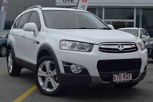 2011 Holden Captiva CG Series II 7 AWD LX White 6 Speed Sports Automatic Wagon Wavell Heights Brisbane North East Preview