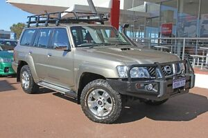 2012 Nissan Patrol Y61 GU 8 ST Gold 4 Speed Automatic Wagon Myaree Melville Area Preview