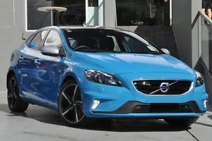 2015 Volvo V40 M MY15 T5 R-Design Rebel Blue 8 Speed Automatic Hatchback Mosman Mosman Area Preview