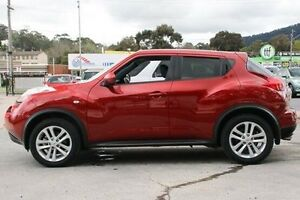 2014 Nissan Juke Red Constant Variable Hatchback Ferntree Gully Knox Area Preview