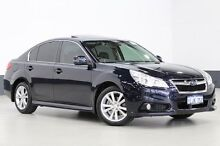 2013 Subaru Liberty MY14 2.5I Premium Deep Blue Continuous Variable Sedan Bentley Canning Area Preview