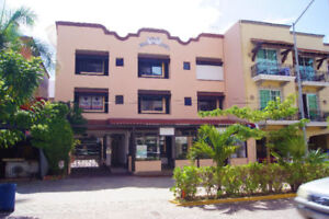 Central 1 Bedroom Playa del Carmen condo