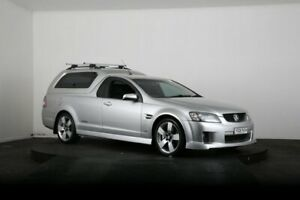 2007 Holden Commodore VE SS-V Silver 6 Speed Automatic Utility