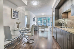 Yonge and Sheppard  fully furnished 2 bedroom short term rental