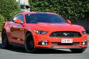 2016 Ford Mustang FM MY17 GT Fastback Race Red 6 Speed Manual Fastback Acacia Ridge Brisbane South West Preview