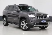 2013 Jeep Grand Cherokee WK MY14 Limited (4x4) Graphite 8 Speed Automatic Wagon Bentley Canning Area Preview