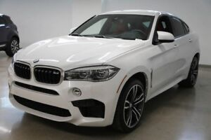 2017 BMW X6 M Executive Package