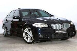 2011 BMW 550i F10 MY0311 Steptronic Carbon Black 8 Speed Sports Automatic Sedan Alexandria Inner Sydney Preview