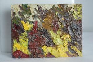 Arthur Lloy oil painting