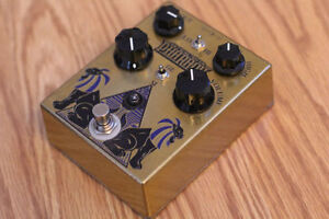Black Arts Tone Works Pharaoh Fuzz Germanium Silicon