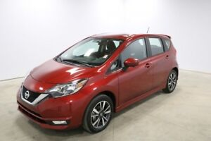 2018 Nissan Versa Note SR 1.6 CVT Bluetooth, Heated Front Seats,