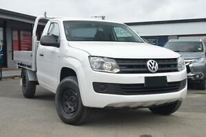 2012 Volkswagen Amarok 2H MY12.5 TDI400 4Mot 6 Speed Manual Cab Chassis Hillcrest Port Adelaide Area Preview