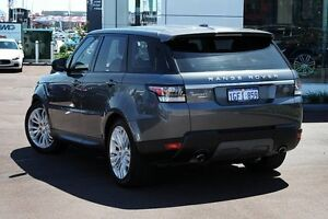 2014 Land Rover Range Rover Sport L494 MY14.5 TdV6 CommandShift SE Grey 8 Speed Sports Automatic Osborne Park Stirling Area Preview